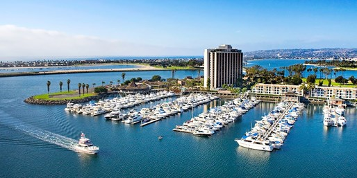 $99 -- San Diego Waterfront Hotel: Fall & Winter Stays