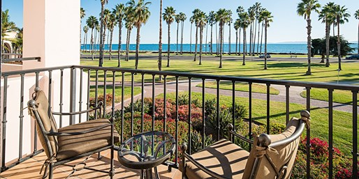 $149 -- Santa Barbara 4-Star Resort w/Wine Tastings, Parking