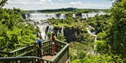 $845 -- Buenos Aires & Iguassu Falls: Land-Only w/Tours