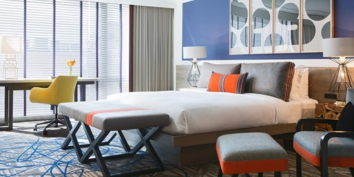 £101 -- 'Stylish' Washington, DC, Hotel Stay, 50% Off