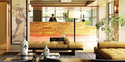 $179 -- SF: Japantown Hotel w/Breakfast, Reg. $309