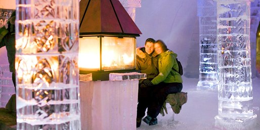 $375 -- Quebec City Ice Hotel Stay, Reg. $458
