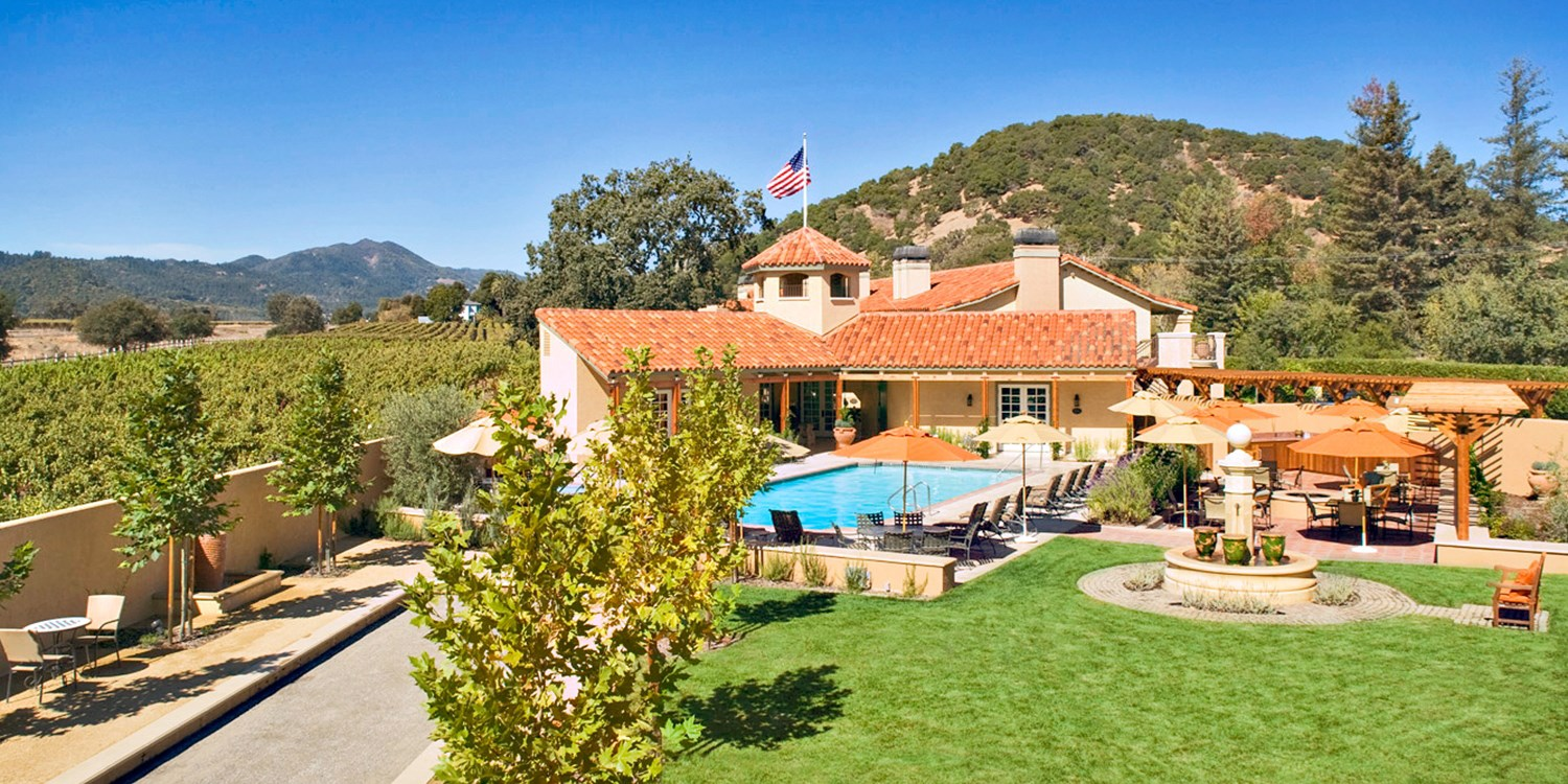 $179 -- Yountville: Luxe Napa Valley Lodge Stay, Reg. $355