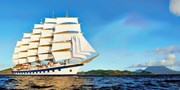 US$1199 -- Caribbean: 9-Night Yacht Vacation, 60% Off