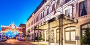 $99 -- Texas: 4-Star 'Grande Dame of Galveston,' Save 40%