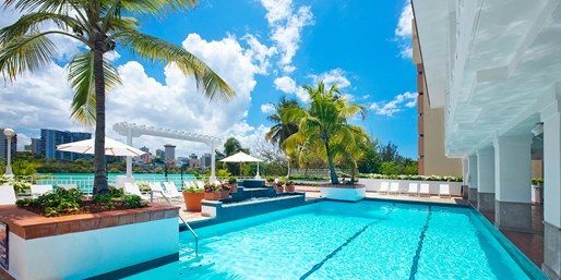$440 -- 4-Star 4-Night Condado Beach Hotel, Save 56%