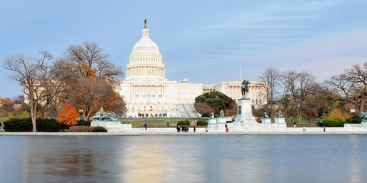 $160 -- D.C. Hotel near The White House, incl. Holidays