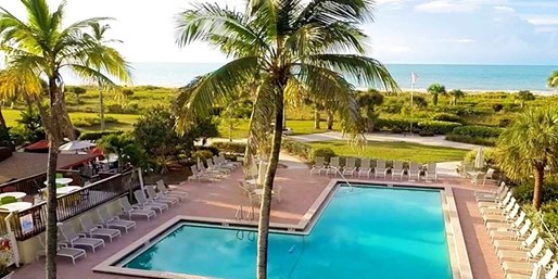 $109-$119 -- Sanibel Island: Beachfront Hotel incl. Weekends