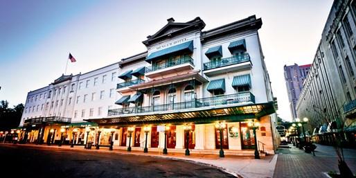 $129 -- San Antonio: Historic Stay by The Alamo, Save 40%