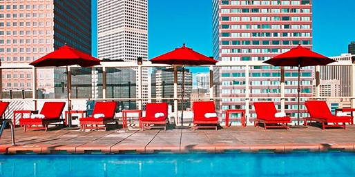 $116-$189 -- Denver: 4-Star Downtown Hotel, 50% Off