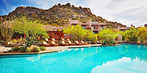 $179 -- Four Seasons Scottsdale: Summer Dates at 60% Off