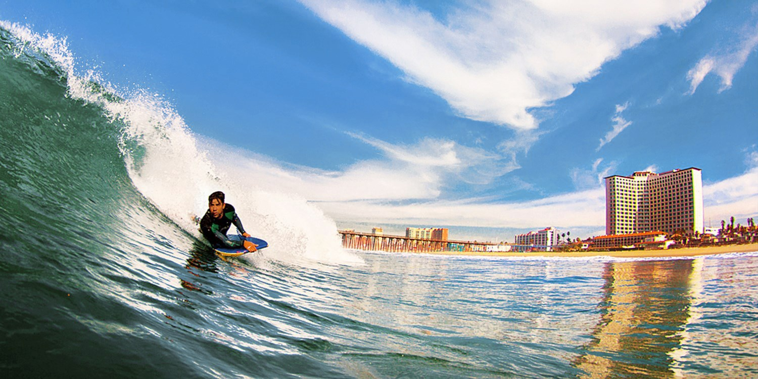 $289 -- Baja: Rosarito Beach 2-Night Escape w/$245 in Extras