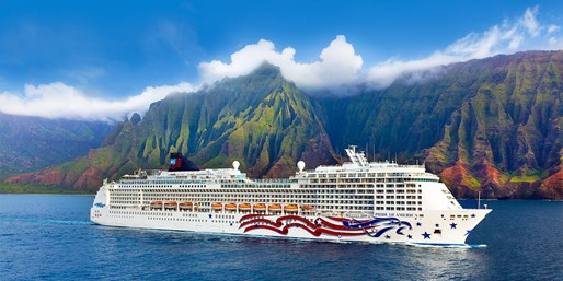 US$1429 -- Hawaiian Islands Cruise & Hotel w/$1000 in Perks