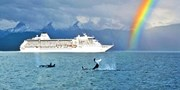 $4999 -- Luxury 8-Nt. Alaska Cruise & Hotel Package w/Air