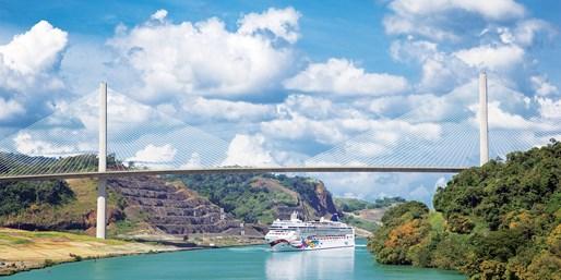 $999 -- Panama Canal 14-Night Cruise w/Unlimited Drinks