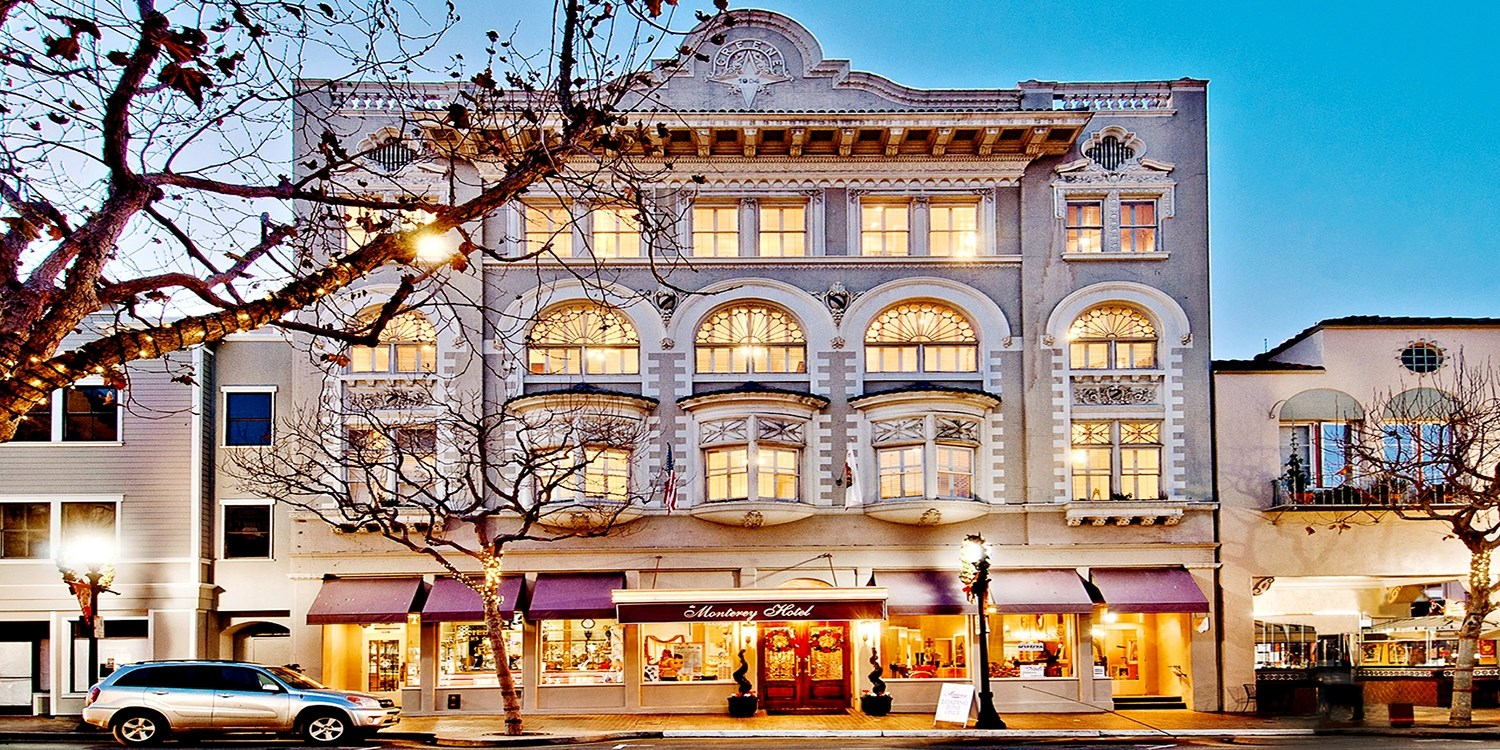$129 -- Charming Monterey Escape w/$40 Dining Credit