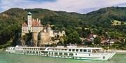 US$5399 -- Luxury Europe River Cruise w/Biz Class Air