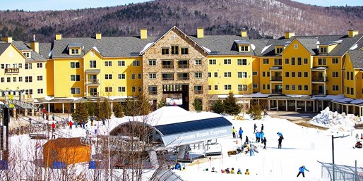 $695 -- Vermont: Okemo Ski Resort for 2 Nights w/Lift Passes
