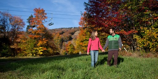 $125 -- Vermont: Top-Rated Okemo Resort through Fall Foliage