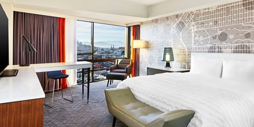 $245 -- 4-Star San Francisco Hotel near Wharf, Save 30%