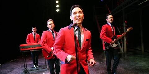 $61 -- Long-Running Hit Musical 'Jersey Boys,' Reg. $124