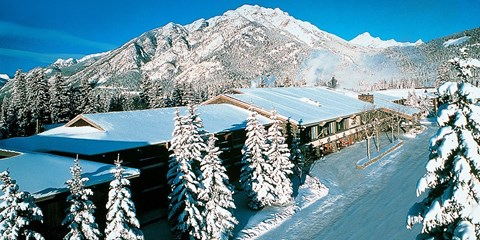 $169 -- Banff for 2 Nights All Ski Season, Reg. $268