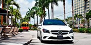 $34 -- Daily Luxury Sedan Rentals incl. Mercedes & BMWs