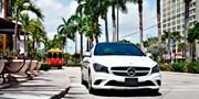 $34 -- Daily Luxury Sedan Rentals incl. Mercedes & BMWs