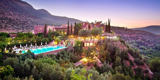 Save $1200 -- Richard Branson's Moroccan Hideaway