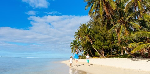 $1149 -- South Pacific: Cook Islands 5-Night Vacation