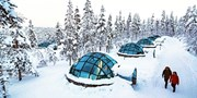 $709 -- Finland Glass Igloo 2-Night Stay