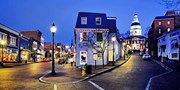 $99 -- Downtown Annapolis: Save 50% w/Parking & Breakfast