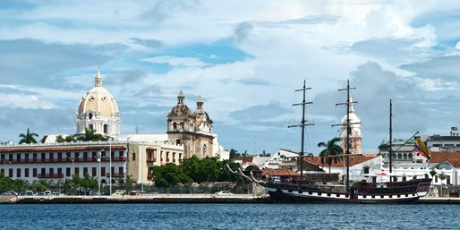 $221* -- Nonstop from Miami to Cartagena, Roundtrip