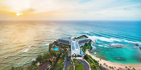 $239 -- Oahu: 'Breathtaking' North Shore Oceanfront Resort