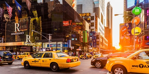 £73 & up -- New York Hotel Stays, Save up to 54%