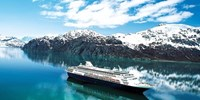 US$699 -- Alaska Summer Cruise: Oceanview Stay & $100 Credit