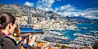 $1627 -- Oceanview: Mediterranean Cruise w/Air from D.C.