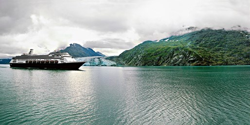 US$699 -- Alaska Cruise: Oceanview Cabin + $100 Credit