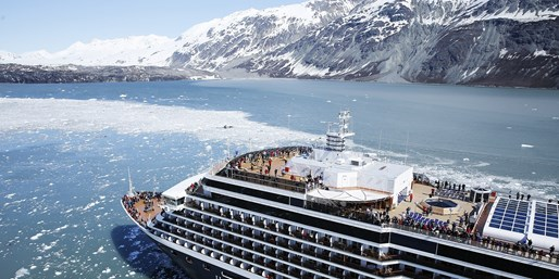 US$699 -- Alaska Summer Cruise: $100 Credit, 3rd/4th Free