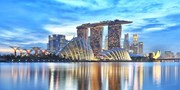 Fairmont Singapore & Asia Cruise incl. Flights, Now $2799