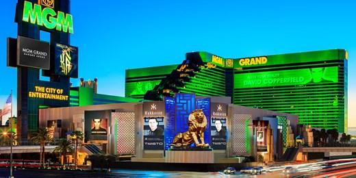 £1099pp -- Las Vegas: 5-Nt MGM Grand Break w/BA Flts