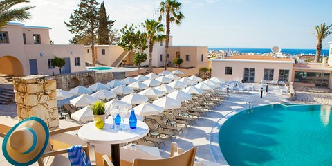 £549pp -- All-Inclusive Cyprus Holiday at 4-Star Resort