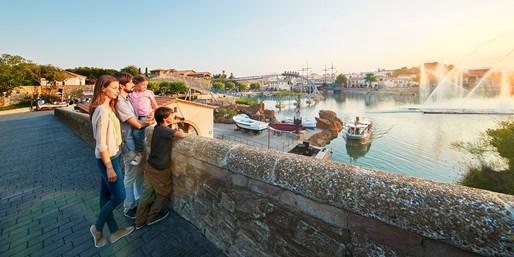 £199pp -- PortAventura 4-Nt Break w/BA Flights & Park Entry