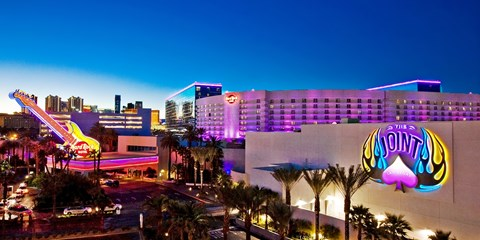 $370 & up -- Hard Rock Vegas Vacation; Air from 10 Cities