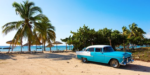 £1299pp -- Cuba: Havana & All-Inc Beach Escape w/Virgin Flts