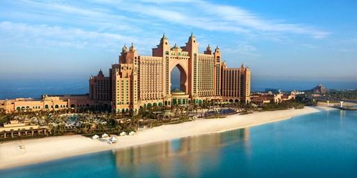 £719pp -- Dubai: Luxury Atlantis Holiday w/Meals, £380 Off