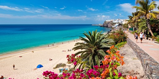 £54 & up -- Return Flights to the Canaries, Save £20