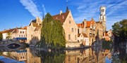 £166pp -- Bruges: 3-Night Break w/Return Eurostar & B'fast