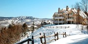 $109 -- Mont Tremblant Condo Stay in Ski Season, 40% Off