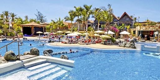 ab 680 € -- 1 Woche Gran Canaria mit Flug und All Inc.